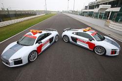 Audi safety cars
