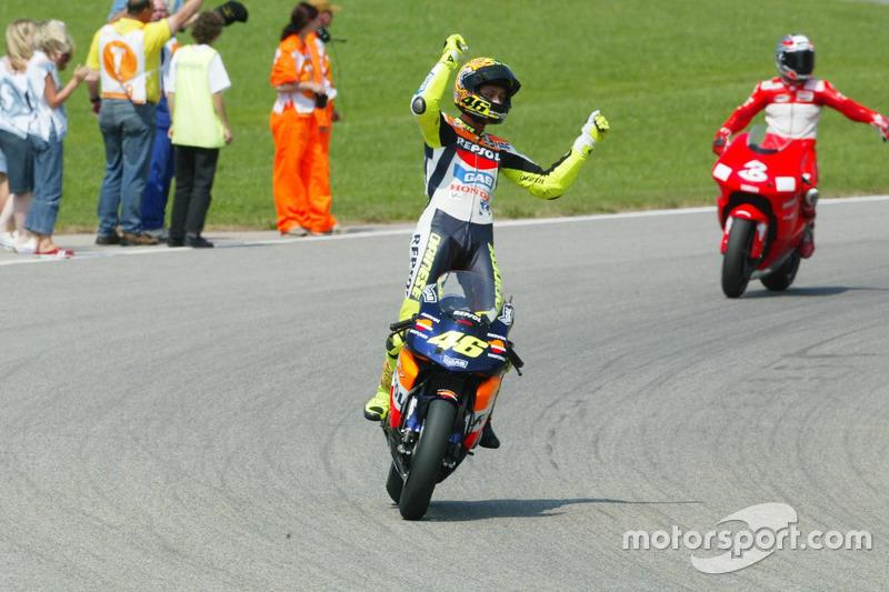 #21 MotoGP Jerman 2002