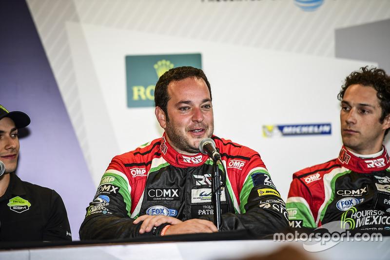 Ricardo Gonzalez, Bruno Senna, RGR Sport by Morand