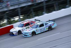 Joey Gase, Chevrolet, Denny Hamlin, Joe Gibbs Racing Toyota
