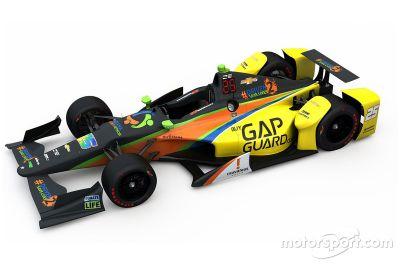 Anúncio da KV Racing
