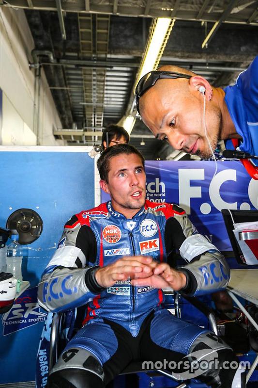 #5 F.C.C. TSR Honda, Honda : Patrick Jacobsen
