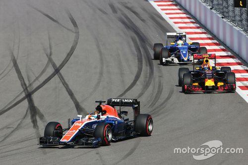 Manor racing MRT
