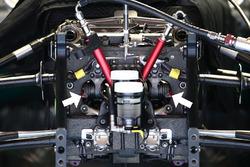 Mercedes AMG F1 Team W07 suspension detail