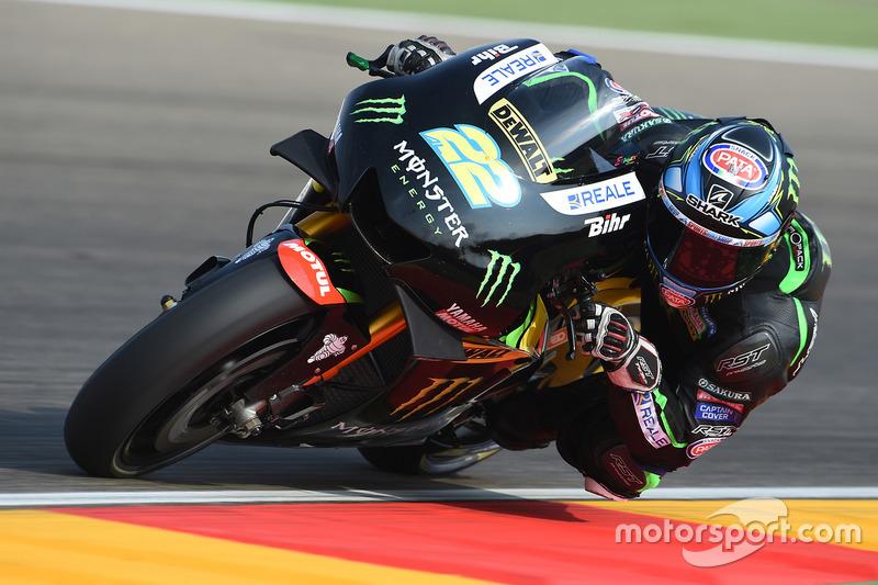 2016 - Alex Lowes (MotoGP)*