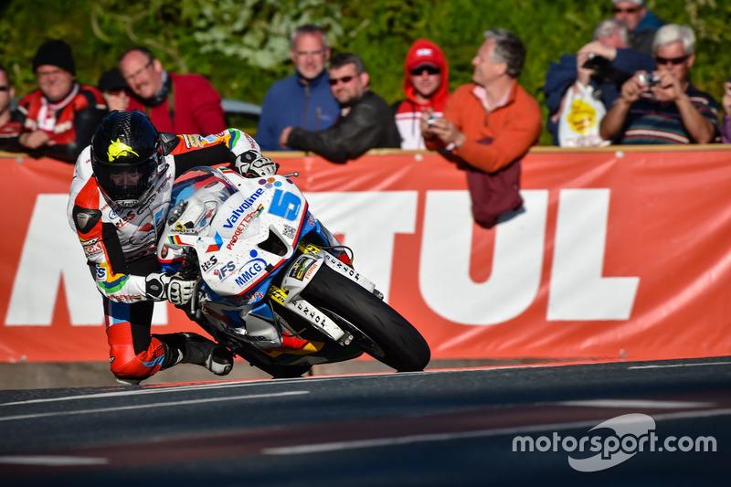 Bruce Anstey, SBK, Honda CBR1000RR