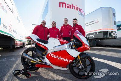 Mahindra Racing and Max Biaggi announcement