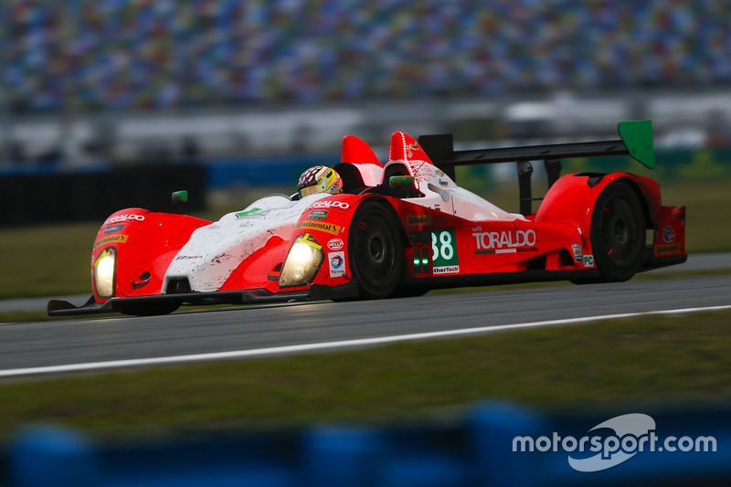 #88 Starworks Motorsport ORECA FLM09: Scott Mayer, James Dayson, Alex Popow, Sebastian Saavedra