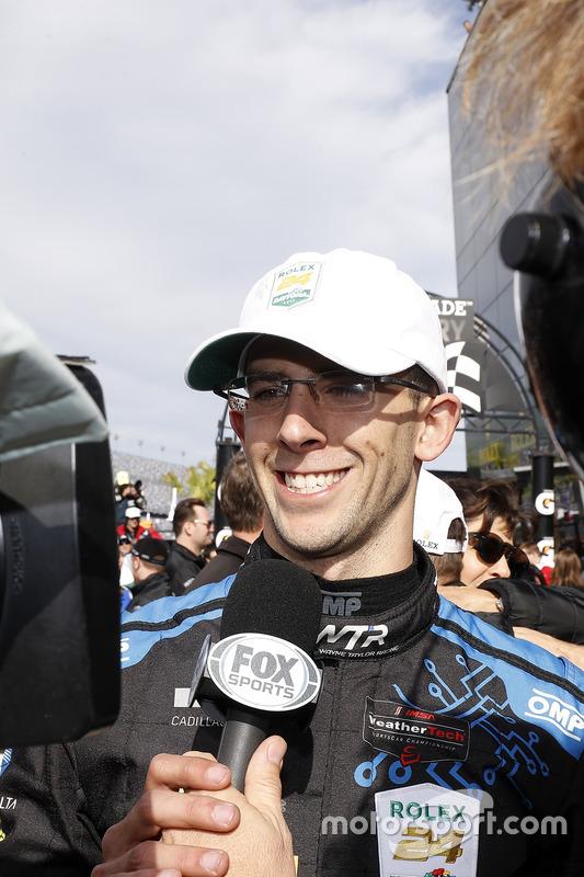 1. Jordan Taylor, Wayne Taylor Racing
