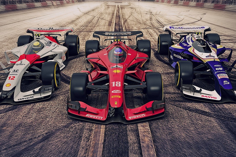 2025 рік: Ferrari, McLaren і Williams