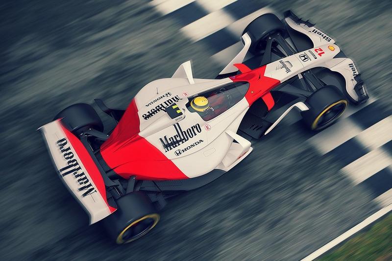 McLaren 2025