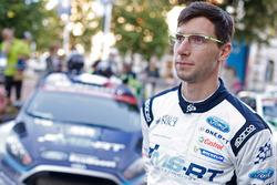 Eric Camilli, M-Sport