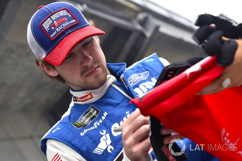 Ryan Blaney, Wood Brothers Racing Ford