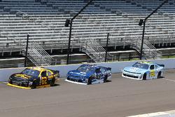 Брендан Гоэн, Richard Childress Racing Chevrolet, Бреннан Пул, Chip Ganassi Racing Chevrolet и Дэниел Хемрич, Richard Childress Racing Chevrolet