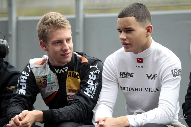 Louis Gachot, Van Amersfoort Racing, Kami Laliberté, Van Amersfoort Racing