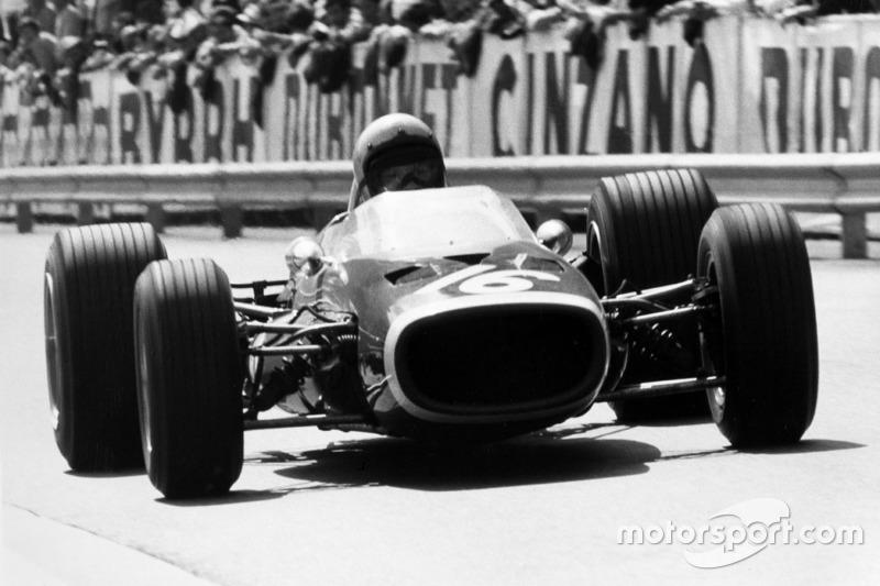 1967. McLaren M4B BRM