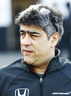 Peter Prodromou, Şef Mühendis, McLaren