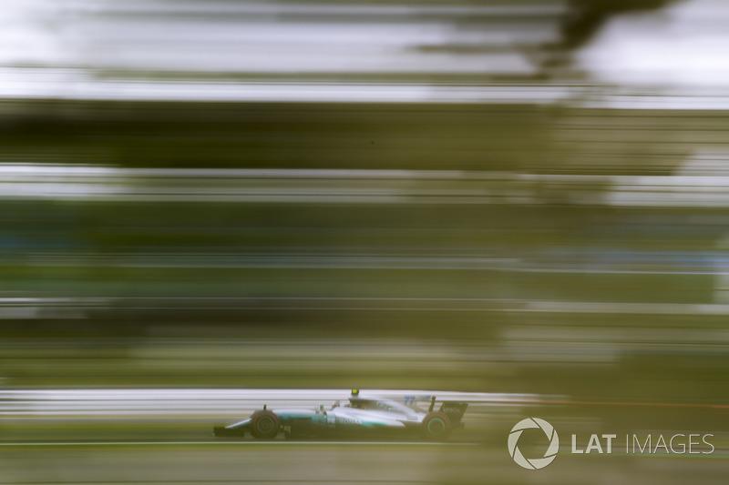 Валтері Боттас, Mercedes AMG F1 W08