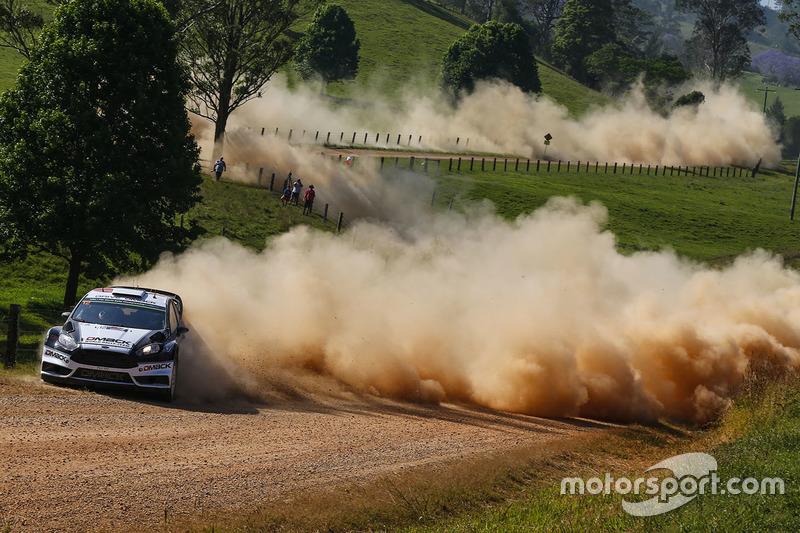 Ott Tänak, Raigo Molder, DMACK Ford Fiesta WRC