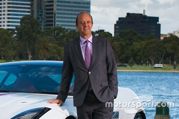 Andrew Westacott, Australian Grand Prix Corporation
