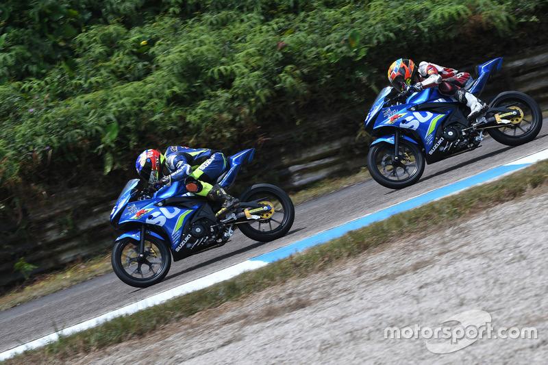 Tes Pramusim Suzuki Asian Challenge 2017