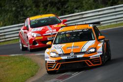 Michael Paatz, Lutz Marc Ruehl, Dennis Wüsthoff, Volkswagen Golf GTI TCR