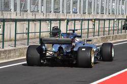 Валттері Боттас, Mercedes-Benz F1 W08