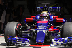 Шон Гелаэль, Scuderia Toro Rosso STR12