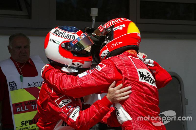 2002 Avusturya GP