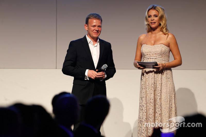 BMW Sports Trophy Team Competition, Stefan Reinhold Team director BMW Team BMG y Julia Josten