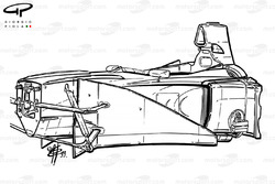 McLaren MP4-14 chassis