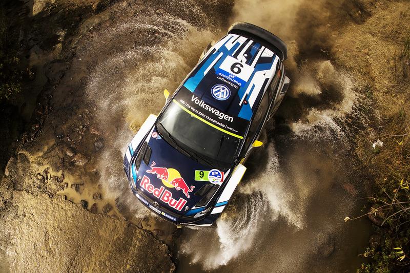 9. Andreas Mikkelsen, Anders Jäger, Volkswagen Polo WRC, Volkswagen Motorsport