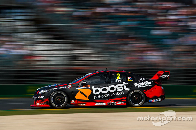 Scott Pye, Holden Racing Team