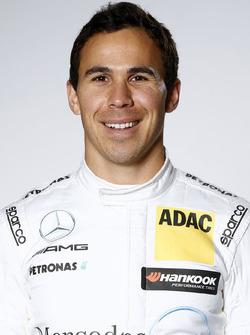 Robert Wickens, Mercedes-AMG Team HWA