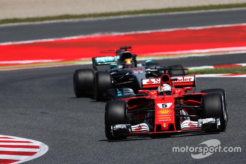 2 місце — Себастьян Феттель, Ferrari. Умовний бал — 45,833