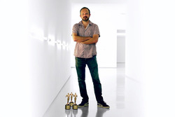 Robert Lyon, Senior Director, Video Production and Publishing with three Telly Awards