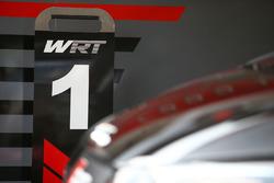 Detail: #1 Belgian Audi Club Team WRT, Audi R8 LMS