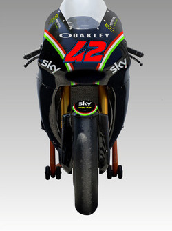 Bike von Francesco Bagnaia, SKY Racing Team VR46