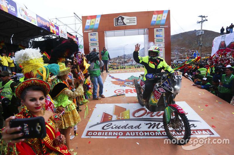 #32 KTM: Juan-Carlos Salvatierra
