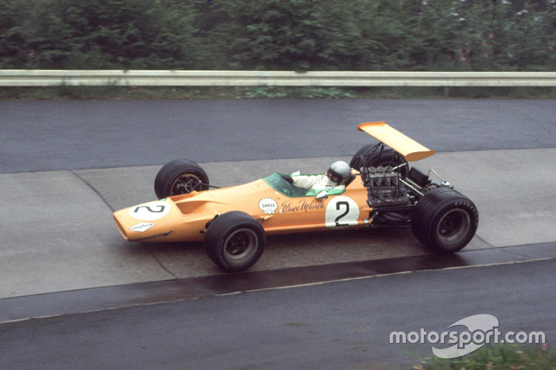 1968: Ford и BRM