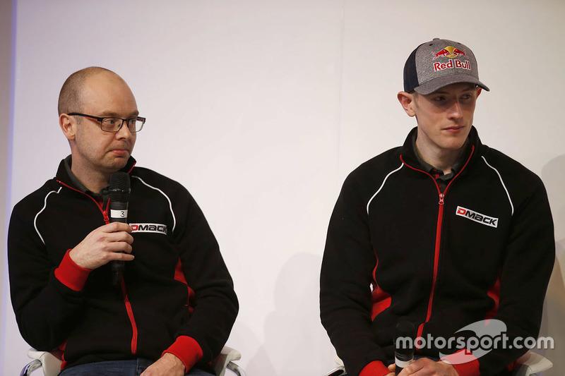 Elfyn Evans, Daniel Barritt, DMACK World Rally Team