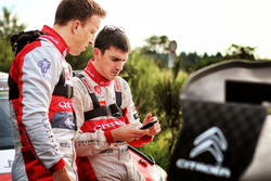 Kris Meeke, Citroën World Rally Team, Craig Breen, Citroën World Rally Team