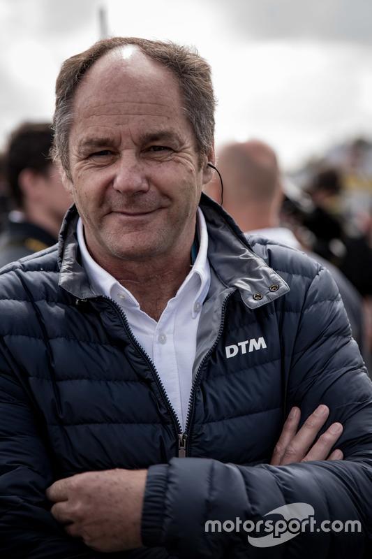 Gerhard Berger, directeur de l'ITR