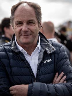 Gerhard Berger, ITR-voorzitter