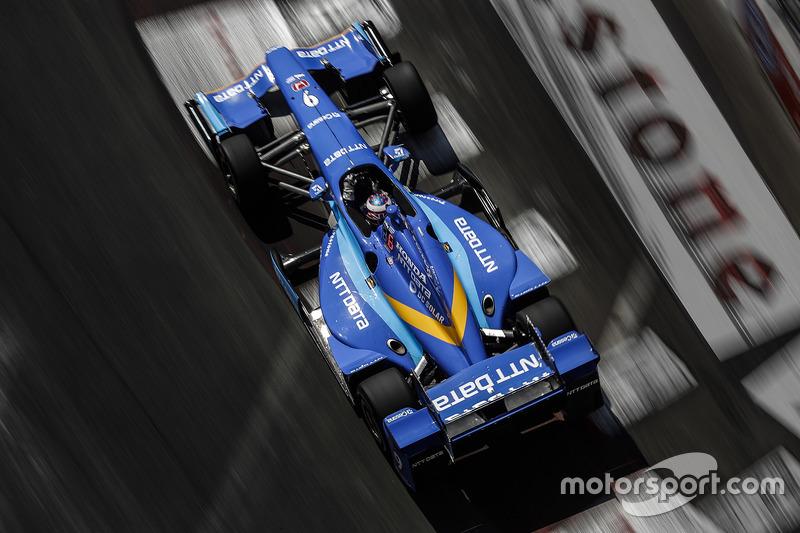 Scott Dixon, Chip Ganassi Racing, Honda