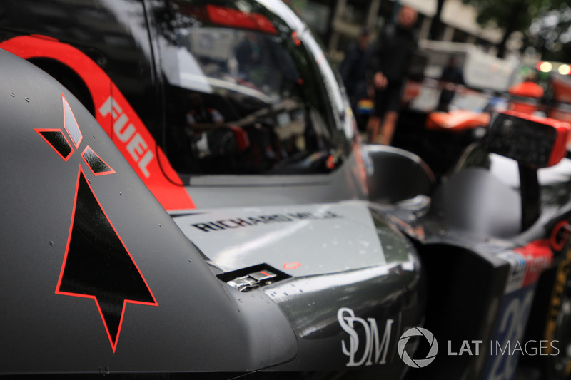 TDS Racing, dettaglio
