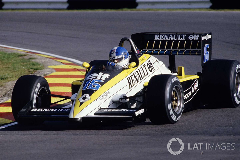 1985 : Renault RE60B