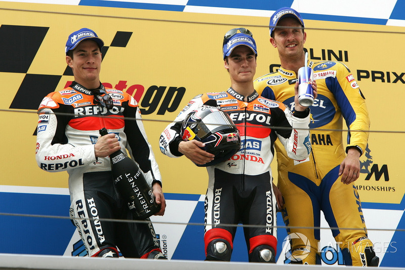 2006: Гран Прі Китаю, перша перемога MotoGP