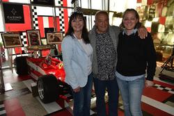 Joann Villeneuve, Christian Tortora, Melanie Villeneuve