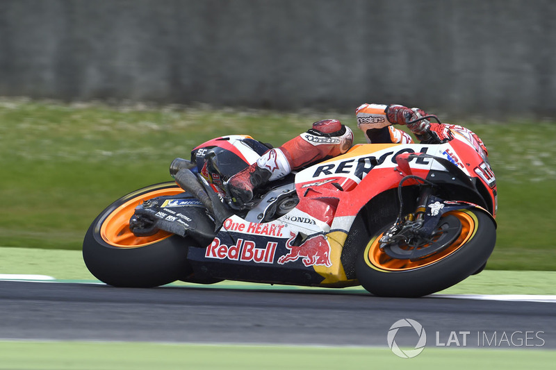 MotoGP Italia: Finis ke-16